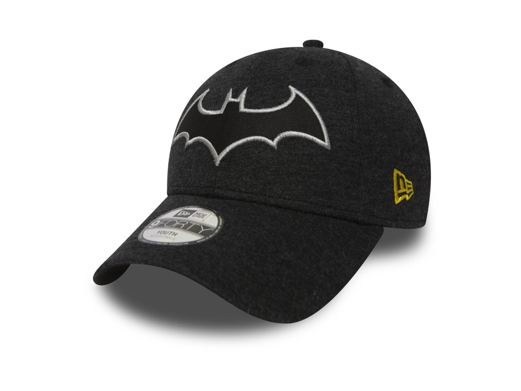 NEW ERA 940 CHARACTER JERSEY 9FORTY KIDS BATMAN 11653572  75ec0b5b27