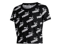 PUMA AMPLIFIED AOP FITTED TEE 581222-01